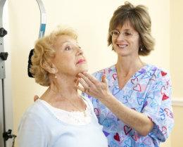 speech therapy for grandma